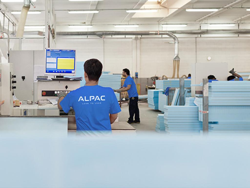 alpac lean production
