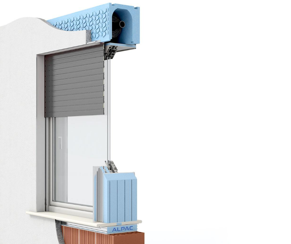 sostituzione serramenti monoblocco isolante
