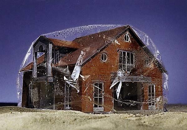 casa isolante