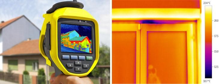 termocamera e termografia